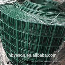 Anping fabricante de la mejor calidad jardín decorativo cercado barato 1,5 pulgadas de malla de alambre soldado