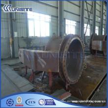 De acero para la tubería de succión en la draga TSHD (USC8-001)