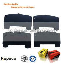 Kapaco оптом Chrysler тормозная колодка 05174311AB автозапчасти аксессуар тормозной металлической прокладки
