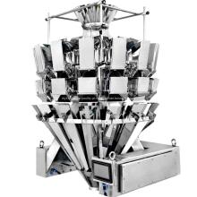 Produtos em forma de vara Balança automática com várias cabeças