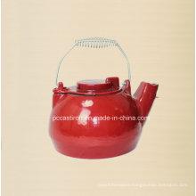 Enamel Cast Iron Teapot FDA Approved Factory