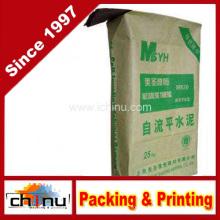 Saco de papel do cimento (2417)