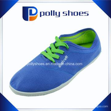 2016 Segeltuch-Sandelholz-Großhandelsschuh-Männer beiläufig (Schuhe auf Lager)