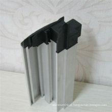 Perfis de extrusão de alumínio de alumínio personalizados 2013