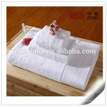 Combed Cotton 16S Super Quality Five Star Hotel Bathroom Towel Set