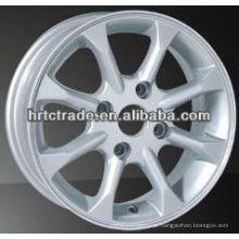 14 polegadas belo cromo esporte replica rodas para nissan