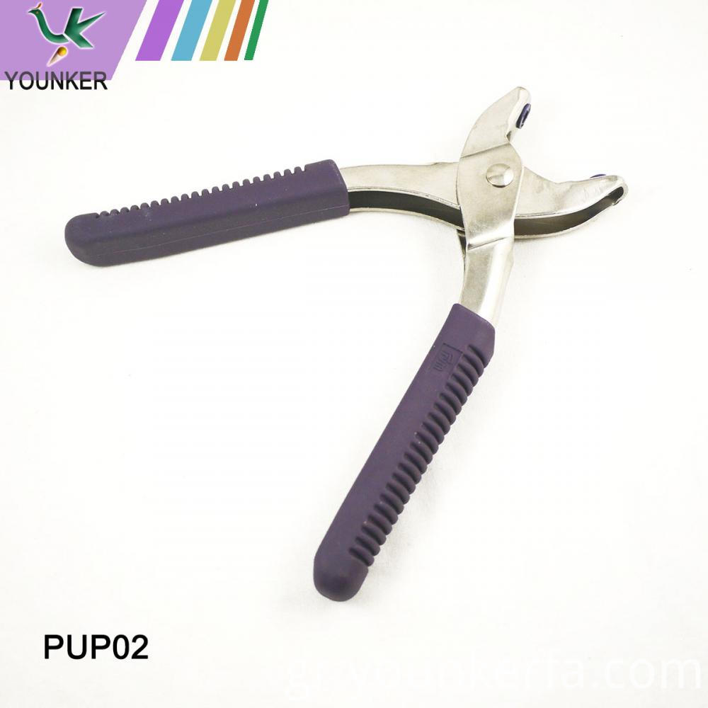 Leather Revolving Punch Pliers