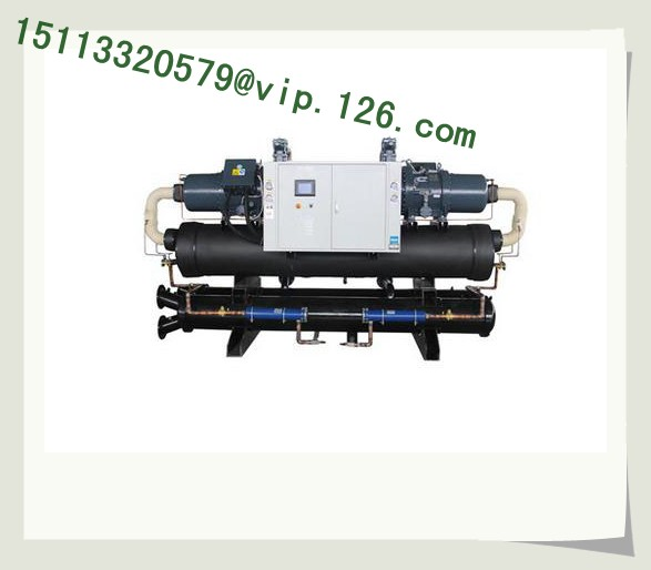 Dual Screw Compressor Chiller C