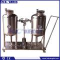 Sistema de limpieza CIP Autotmatic de 25 galones