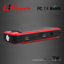 12V 12000mah Polymer Li-ion battery lipower power bank with LCD display