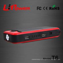 12V 12000mah полимерный литий-ионный аккумулятор powerower банка с ЖК-дисплеем