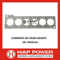 CUMMINS ISX HEAD GASKET 4926316 حشية رأس جرافيت