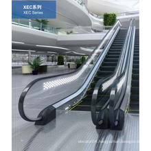 Advancing Escalator Outside