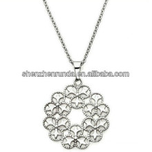 new arrival 201h flower pendant necklace fashion jewelry