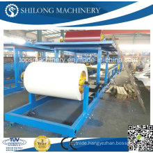 CE Approved EPS Roof Sandwich Panel Board Roll Forming Machine
