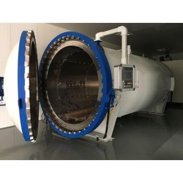 φ3M композитный автоклав из углеродного волокна