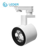 LEDER Round Shape White 20W LED Track Light