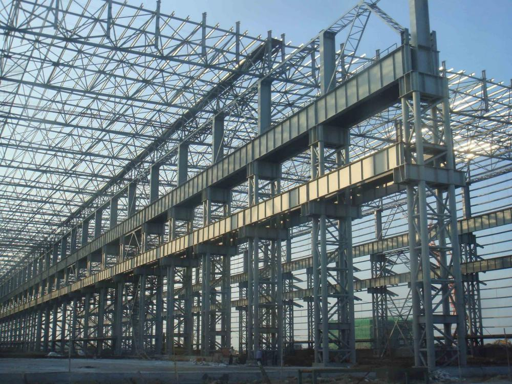 High Rise Steel Structure for Living