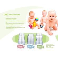 Botella de alimentación para bebés de vidrio borosilicato 60ml-240ml