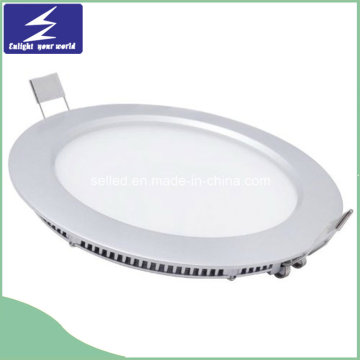 Round Ultra-Thin 9W LED Slim Panel Light with Transformer