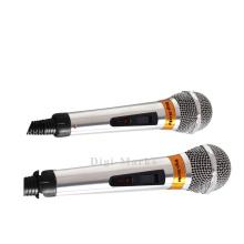 Новый стиль профессионала с проводным микрофоном высокого качества
