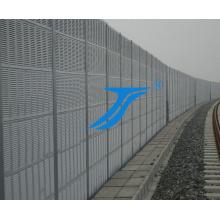 Série de barrière ferroviaire / barrière sonore pour le chemin de fer