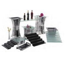 Stainless Steel Buffet Table (DE41)