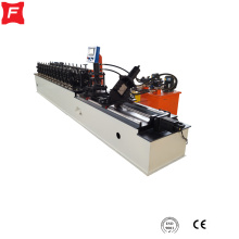steel coil stud and track roll forming machine