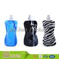 Производитель Упаковка Оптовая Доказательства Утечки Упаковки Пластичный Стоьте Вверх Мешок С Spout Жидкость Refill