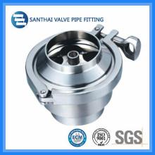 Использование Ss304 Ss316L пружинный обратный клапан