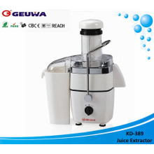 450W Powerful Motor Wilde Feed Opening Juice Extractor (KD-389)