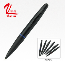 Новый дизайн Black Business Metal Stylus Ball Pen на продажу
