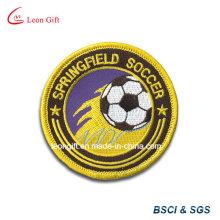 Parche bordado de fútbol / Embroideried insignia / bordados Pin de solapa
