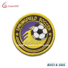 Football Embroidery Patch / Embroideried Badge / Embroidered Lapel Pin