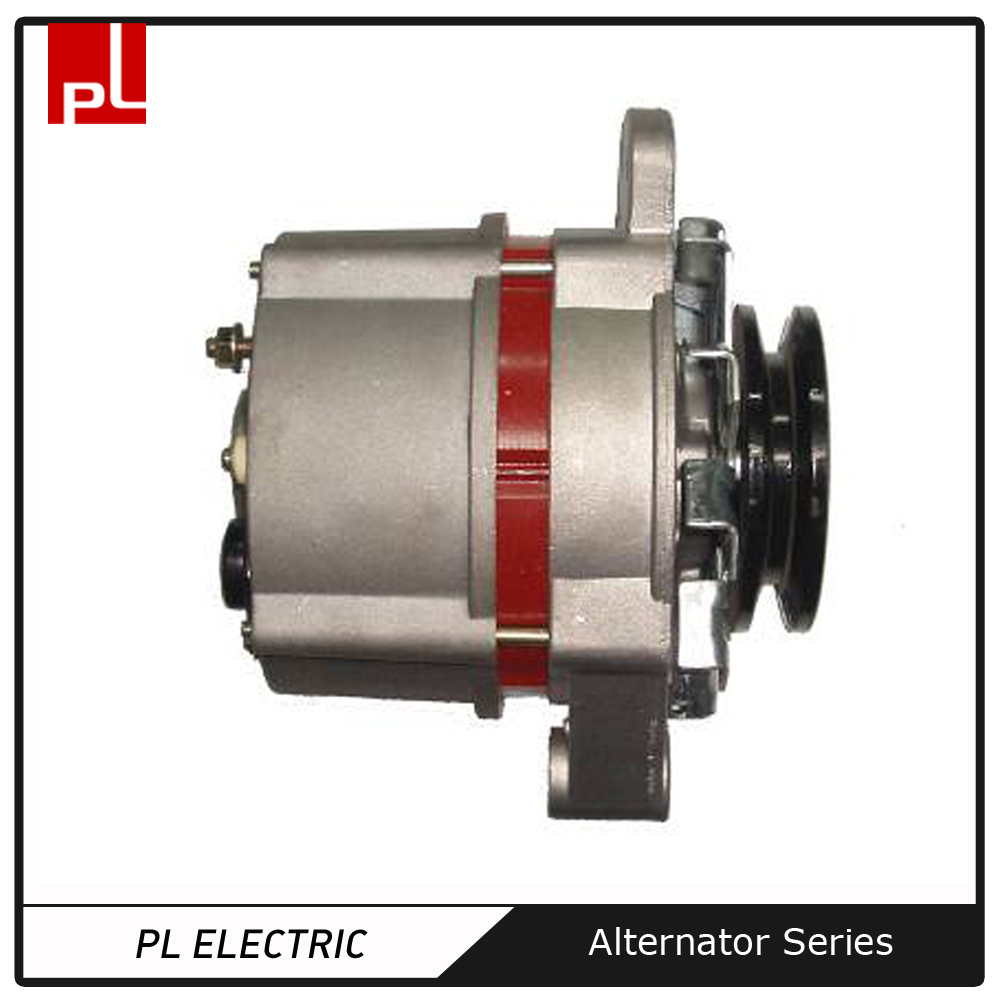 low rpm alternator