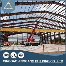 New Design Prefab Construction Channel Steel Truss