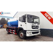Nuevo camión cisterna de aguas residuales Dongfeng D9 10000litres