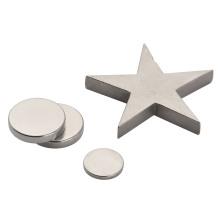Small Disc Sintered Neodymium Magnets