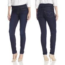 Lady's Fashion Leisure Pantalon Slim Fit Straight Straight