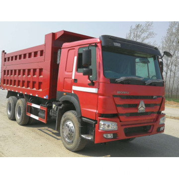 Camions bennes 6 * 4 RHD 375hp d'occasion