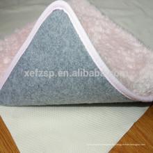 maschinengefertigtes, wasserdichtes, rutschfestes Teppichpolster