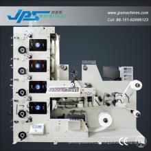 Jps320-5c-B Transparent PP Film Roll Printing Machine