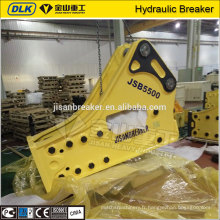 marteau hydraulique puissant de briseur de roche de soosan de machine de construction pour la pelle 50-60t