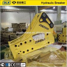 construction machine heavy duty soosan hydraulic rock breaker hammer for 50-60t excavator