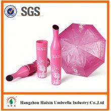 OEM/ODM Fabrik liefern Custom Printing Holzgriff Regenschirm