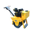 Walk Hinten Vibrations Road Roller Compactor