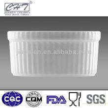 Good quality wholesale bone china white porcelain coffee milk jug