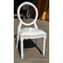 wooden stackable wedding louis chair XY0220
