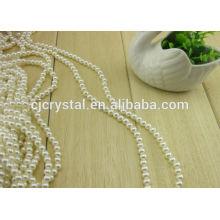Perles de perles de verre rond de 12 mm