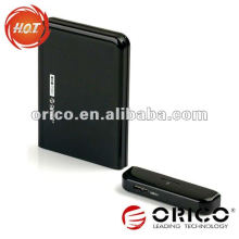 ORICO 2519US3 USB3.0 estojo de disco rígido 2.5 '', material plástico estojo HDD